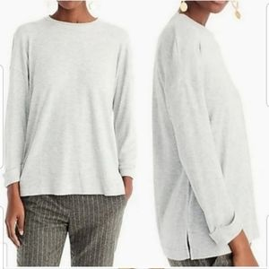 J. Crew Three Quarter Sleeve Top New With Tags